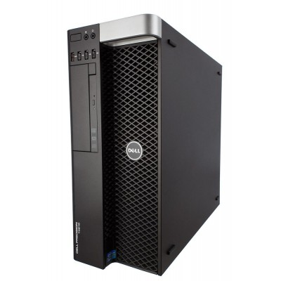 Dell Precision T3610 Xeon E5-1620v2 8GB 500HDD K4000